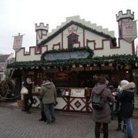 Karácsonyi vásár Olaszországban,Meránban