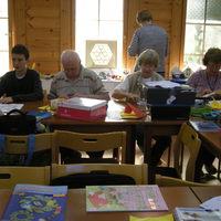 Beszámoló az origami hétvégéről