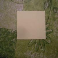 Lépésről-lépésre origami pillangó