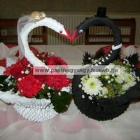 Esküvői hattyú