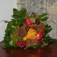 Őszi dekoráció Horvátországból