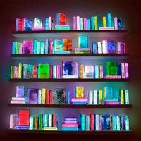 Világító könyvek
