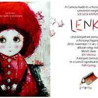 Szegedi Katalin Lenka című könyvének bemutatója