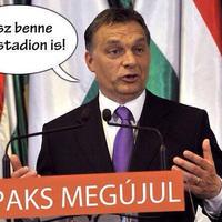 Papírunk lesz róla - Orbán Paksi mogyorója