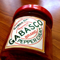 Gabasco Pepper Cream