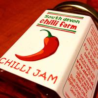 Chilli jam Dél-Angliából