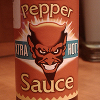 Santa Maria Tex Mex Pepper Sauce (Extra Hot) [4]