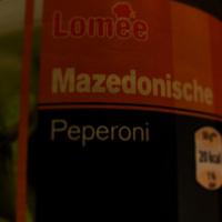 Mazedonische peperoni