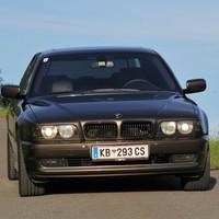 Ilyen autó nincs és mégis van - BMW E38 750iL 5.4 V12 - 1998