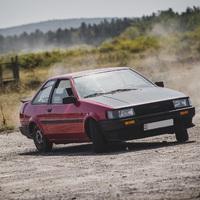 Megvolt: II. Veszprémi Toyota sportautó találkozó