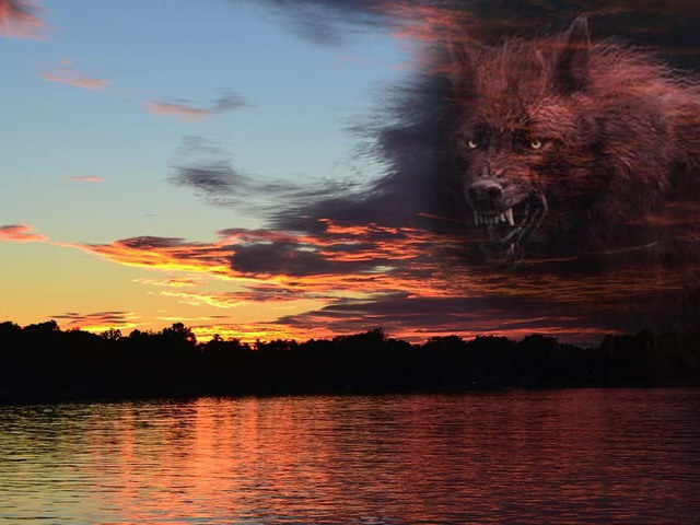 A Dewey-tó szörnye