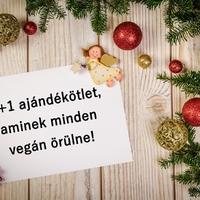 7+1 ajándékötlet, aminek minden vegán örülne!