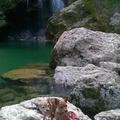 Szlovénia, Vintgar szurdok