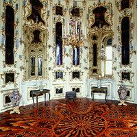 Schönbrunn kínai szobái