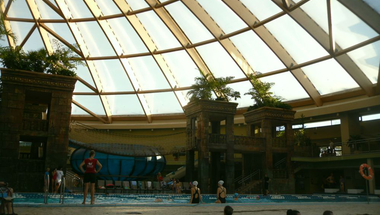 Aquaworld fürdőpláza