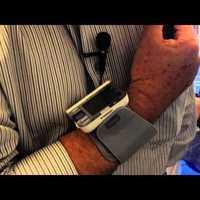 Csukló vérnyomásmérő használata