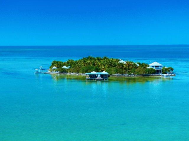 A legromantikusabb szigetek