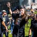 Első külföldi rockzenei flashmobját rendezte meg a magyarországi CityRocks