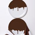 Csokitányér