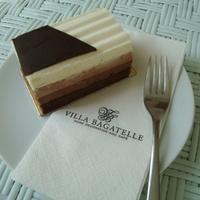 Új sütik a Bagatelle-ben