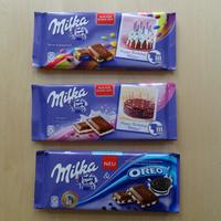 Már megint három új Milka!