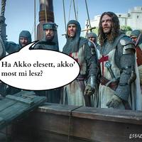 Templomosok 1. évad - A vikingek helyett nézhető történelmi sorozat