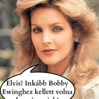 Elvis nem halt meg, csak a ex-neje elüldözte!