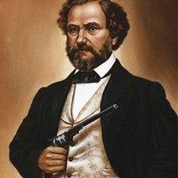 Samuel Colt - aki miatt szólhat a hatlövetű