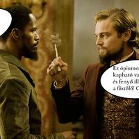 Tarantino hét a blogon - 2. Django elszabadul