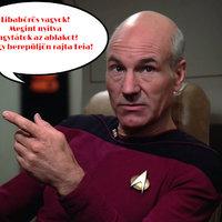 Huzat az USS Enterprise-on