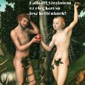 Ádám és Éva, az ősbölöncpöckölők CE (Christmas Edition)