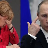 Merkel vs Putyin