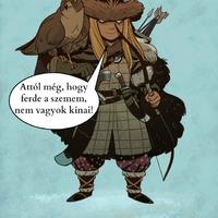 Attila és titkos fegyverei, a Tini nindzsa harciteknőcök!