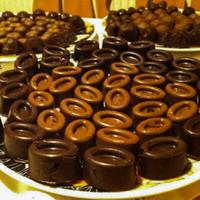 Csokoládébonbon házilag