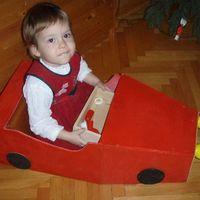 Pedálos autó (1.)