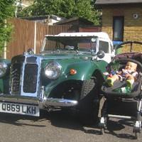 Kit car (5.)