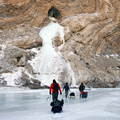 Berlusconi a jégen