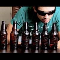 Zenélő üvegek és palackok