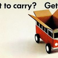 Kocsi a dobozban - mégsem új az ötlet?!