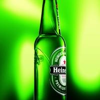 Világító Heineken