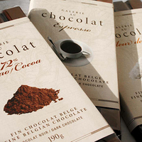 Csinos csoki csomagolás