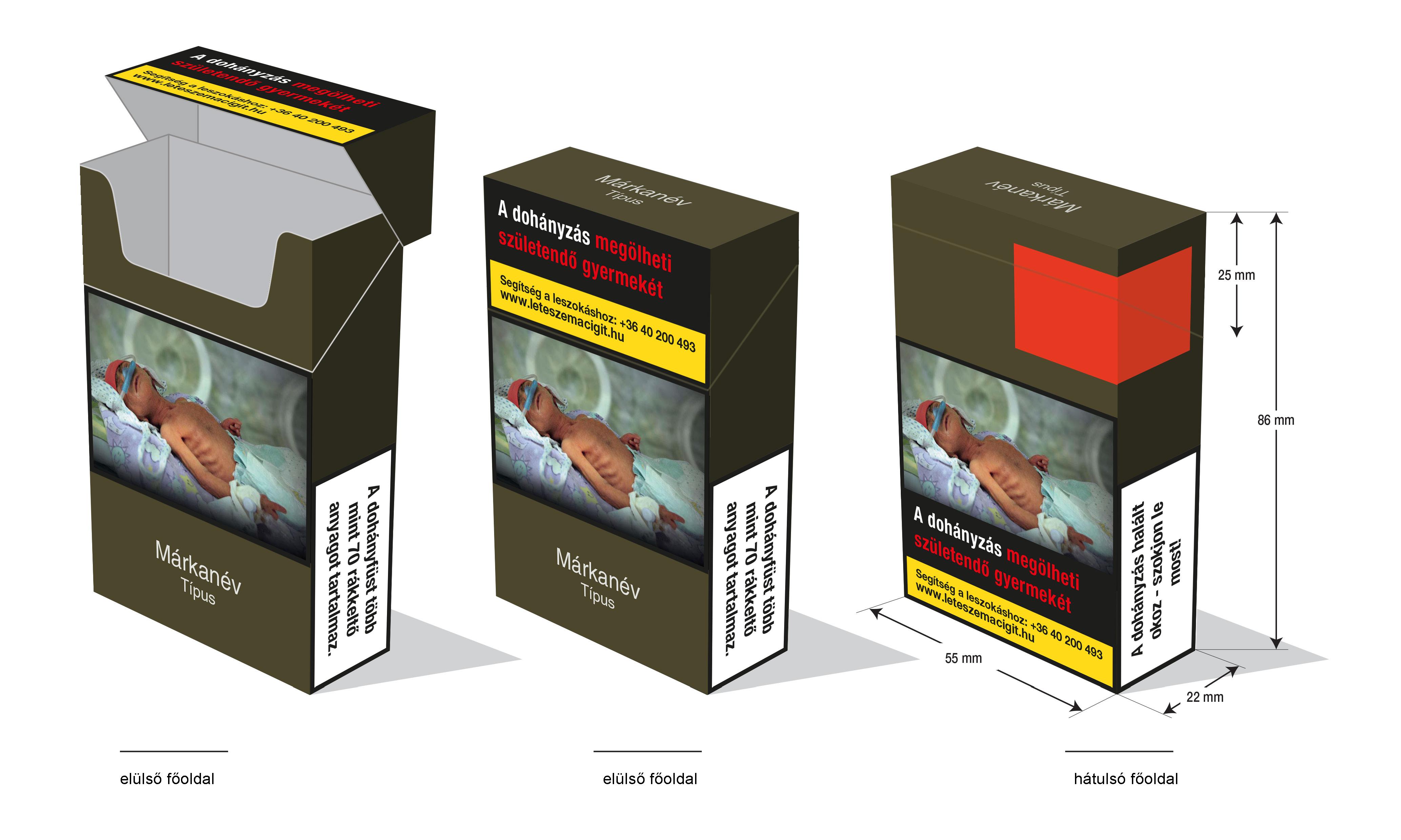 Viszlát márkázott cigaretta! - Csomagolás Blog 7387aa777f