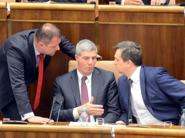 A demokrácia leépítése folyik Szlovákiában