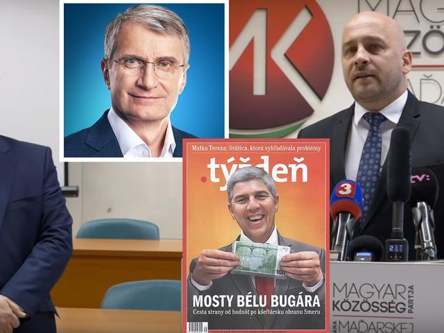 Inkább egy becsületes szlovák, mint egy gazember magyar!