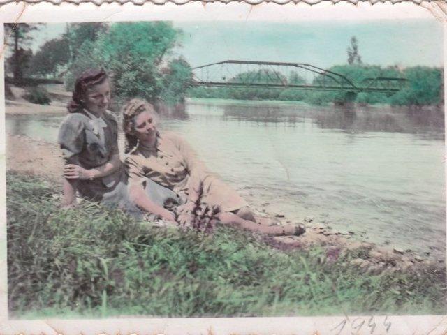 Amikor előbújik a mélyből a történelem - avagy volt egyszer egy Ernesztina-híd Zselízen