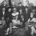 66 év a zselízi Csemadokban
