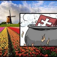 A különbség Hollandia és Szlovákia között