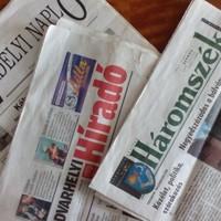 A hírlap és a halál