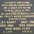 Március 23. a zselízi mártírok napja