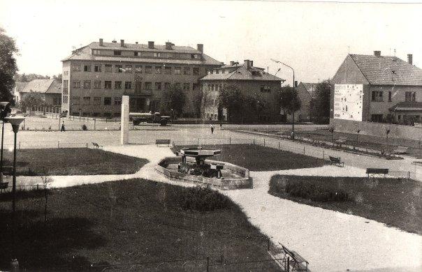 Zsliz belvárosa 1967.jpg